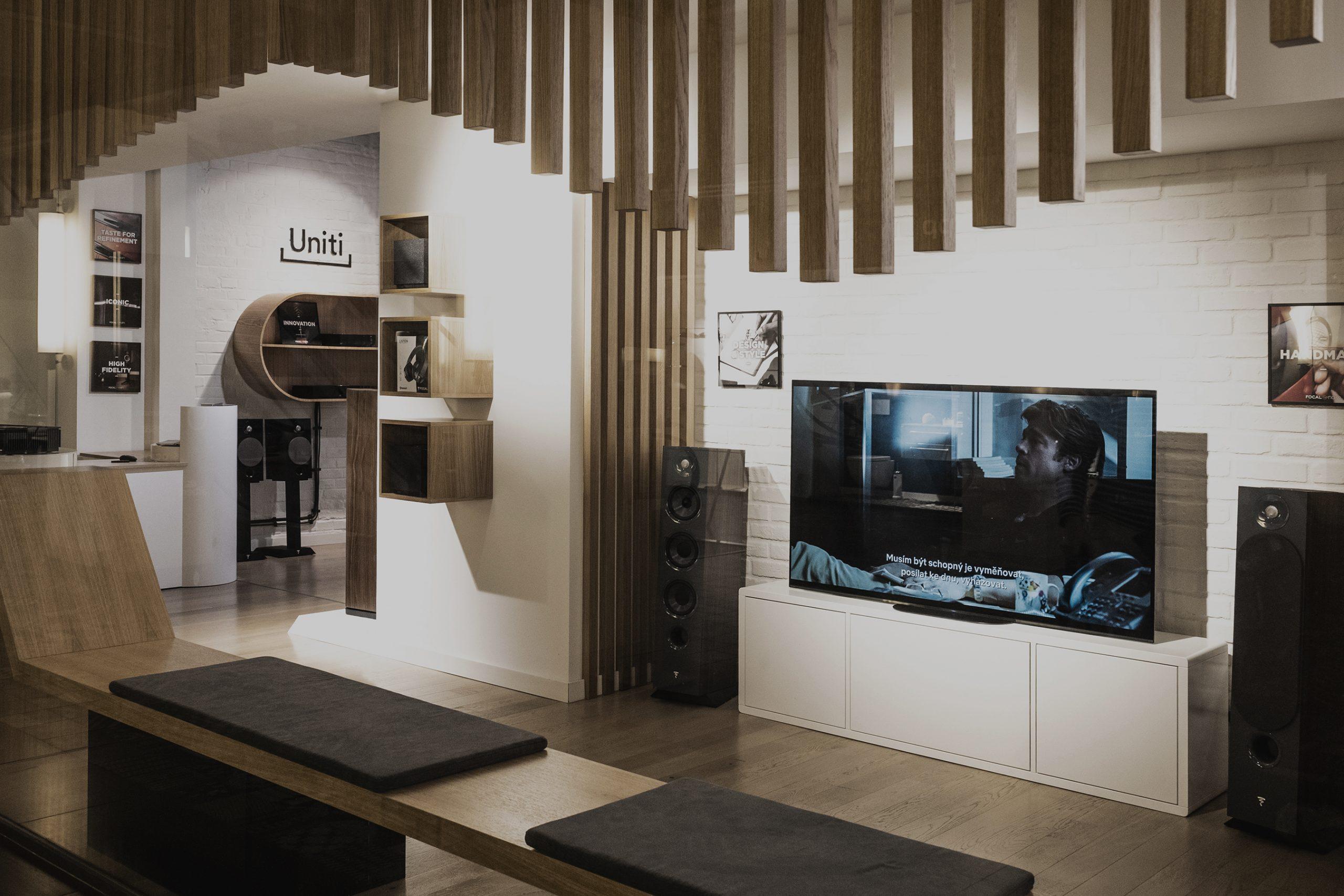 Domací kino Dolby Atmos